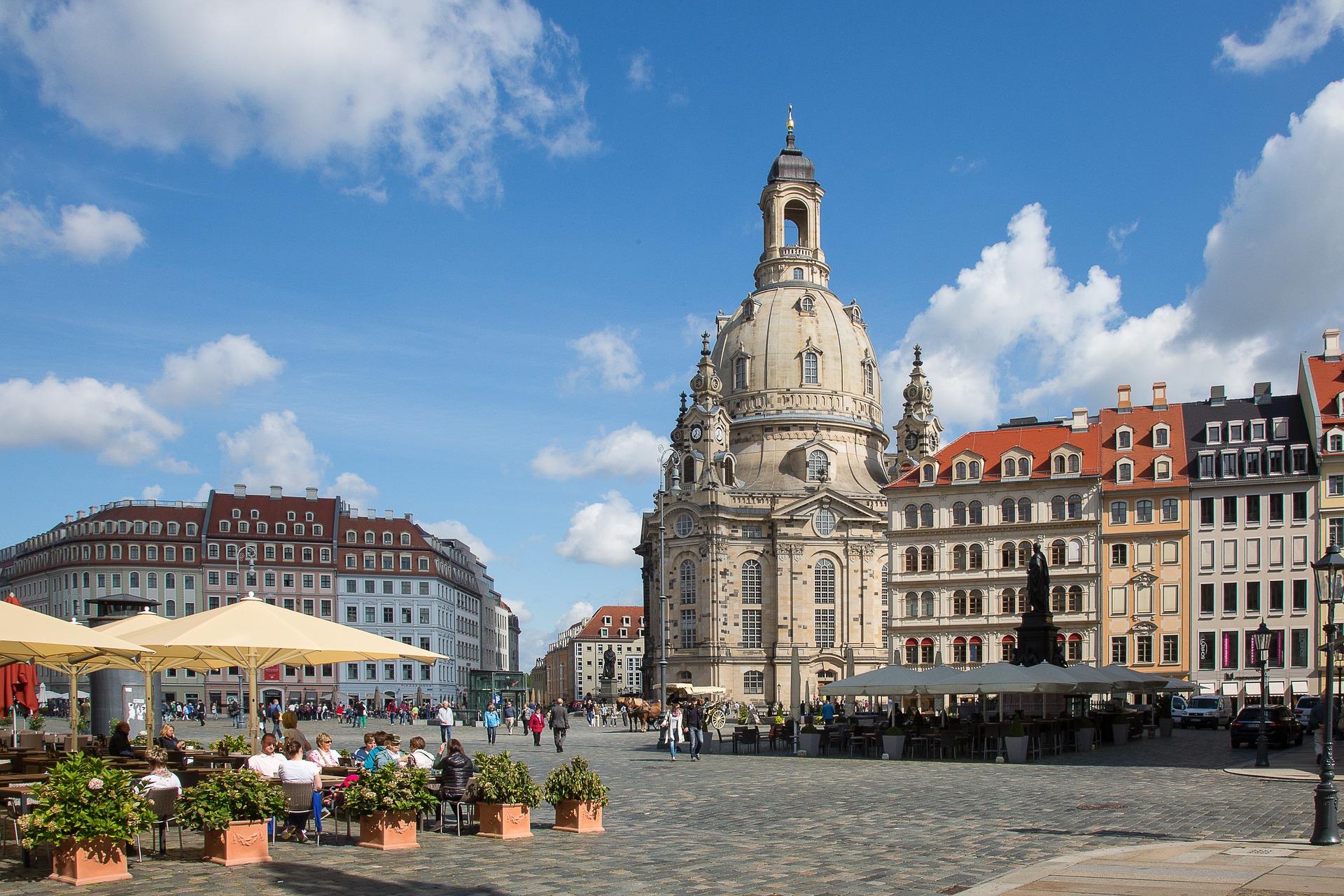 Dresden: ImmobilienMarkt